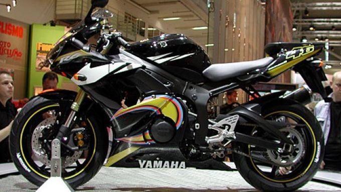 Immagine 1: Yamaha R6 2005