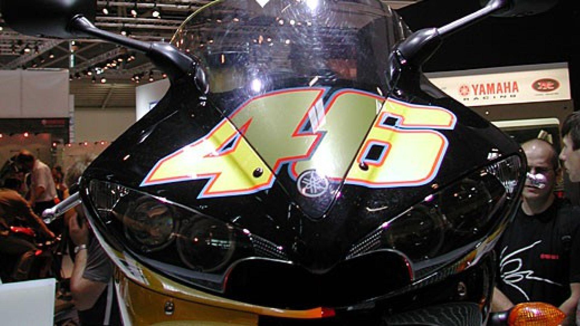 Immagine 3: Yamaha R6 2005