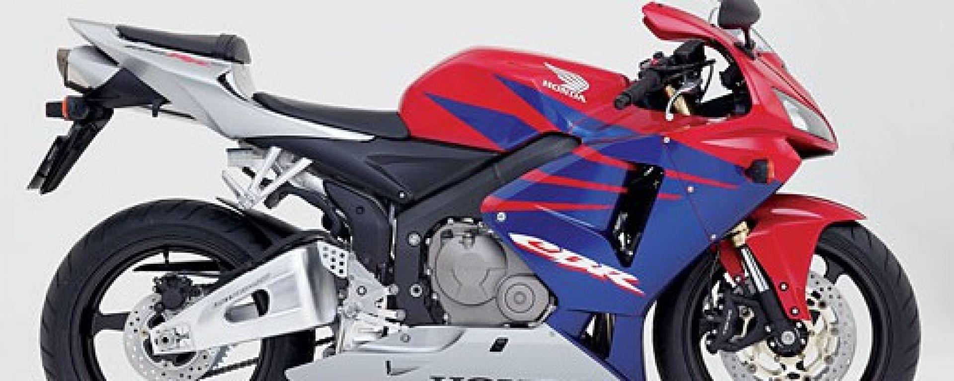 2005 Honda CBR 600 RR: pics, specs and information