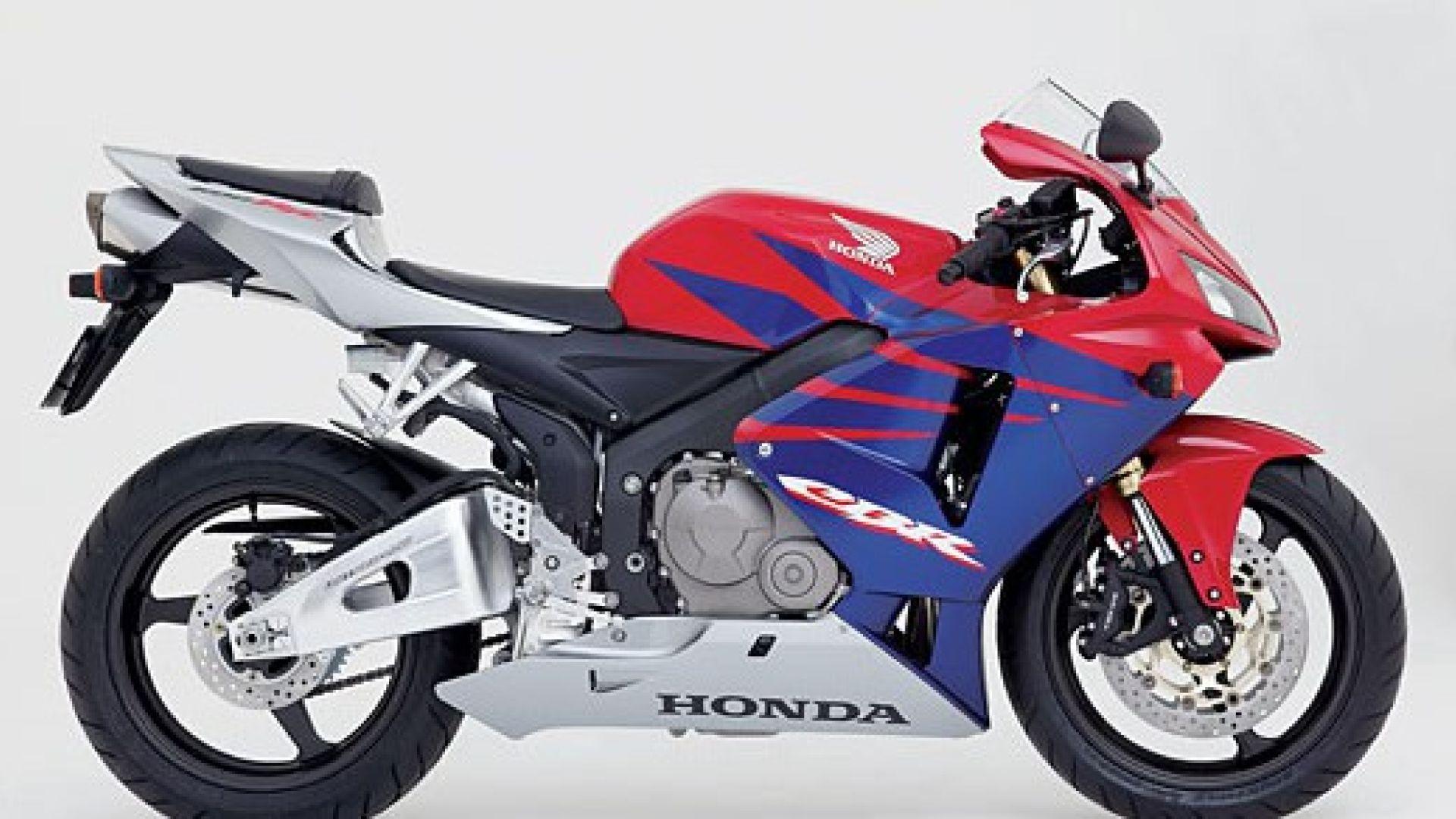 Immagine 21: Honda CBR 600 RR 2005