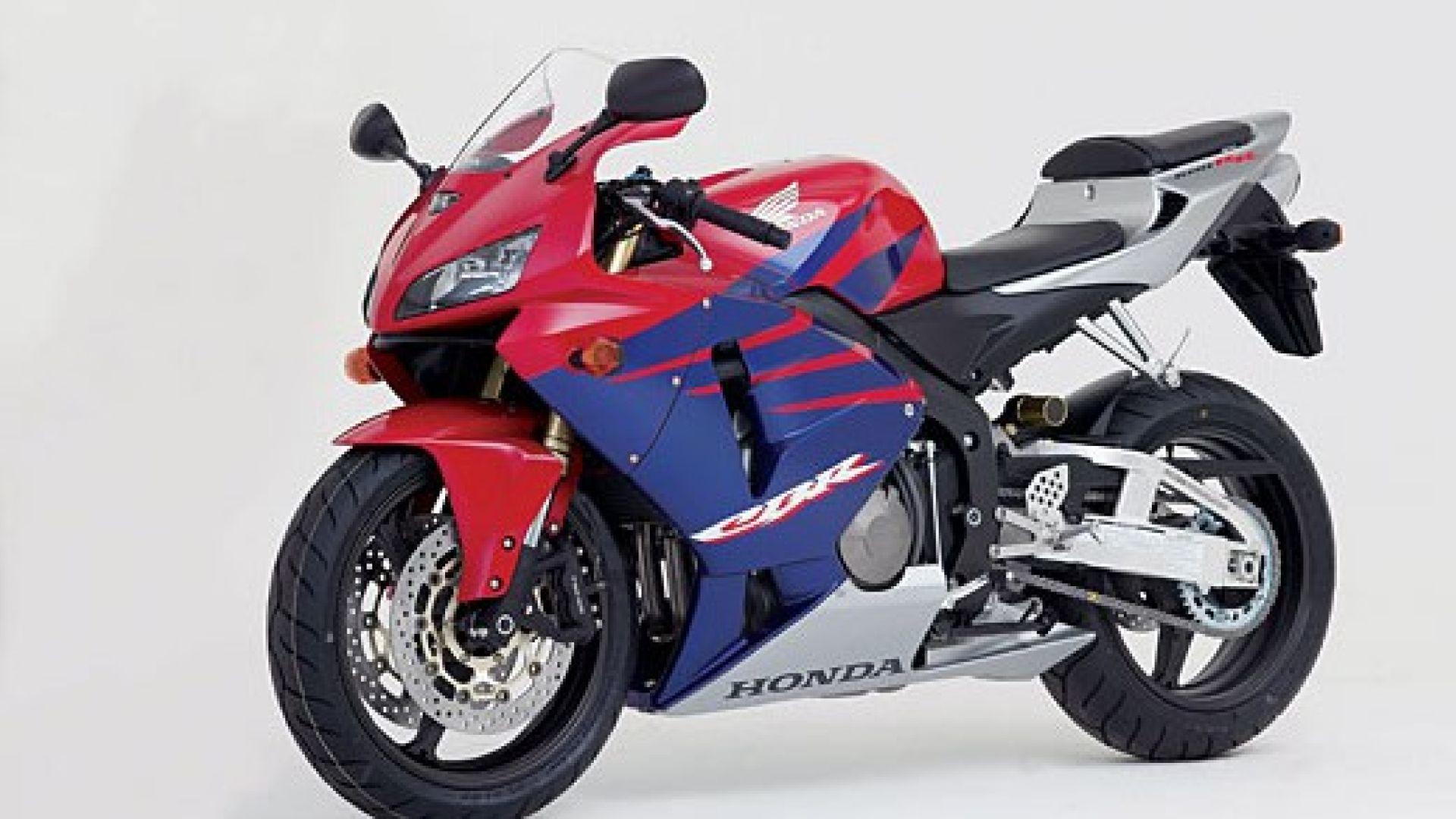 Immagine 22: Honda CBR 600 RR 2005