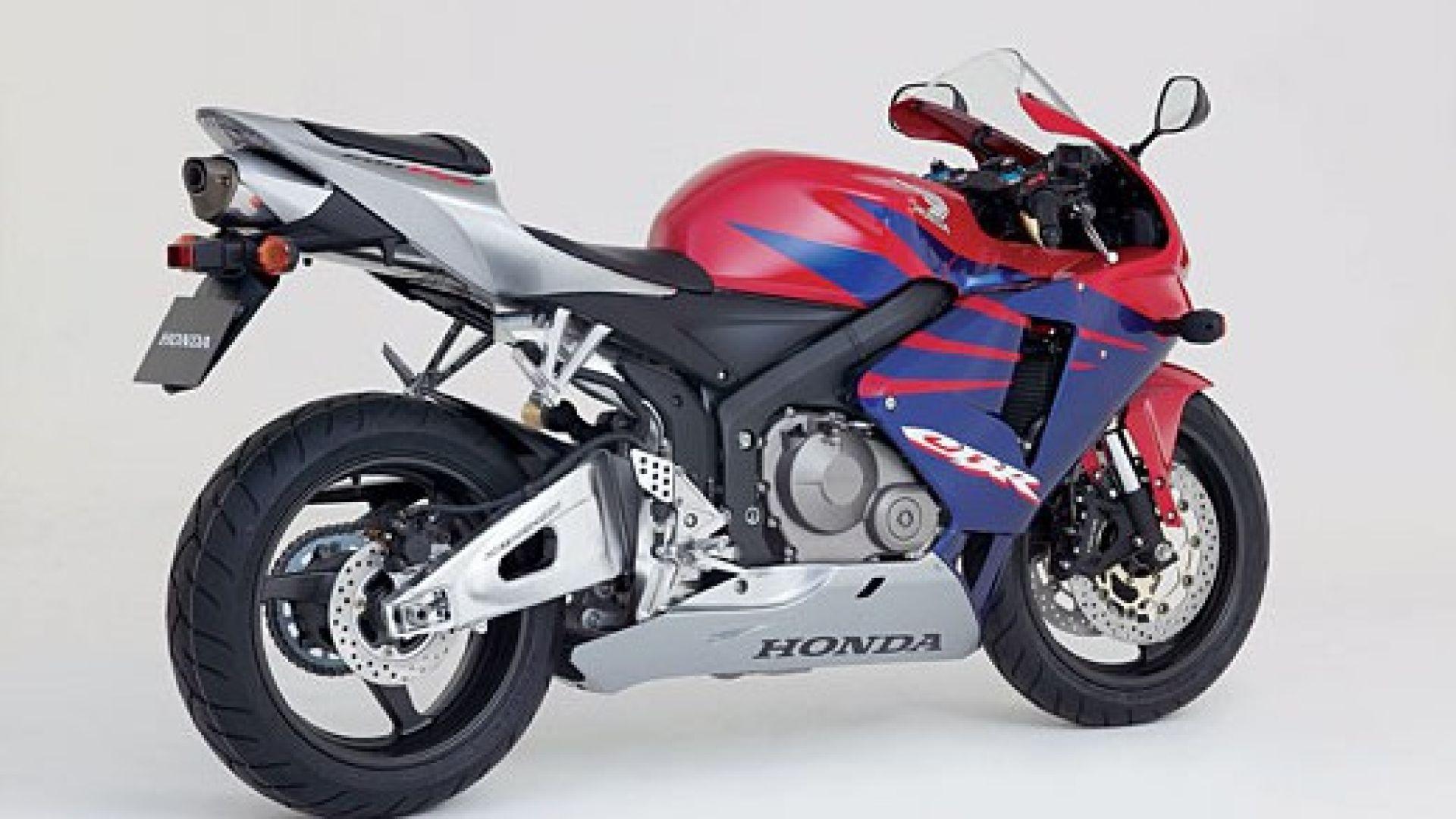 Immagine 24: Honda CBR 600 RR 2005