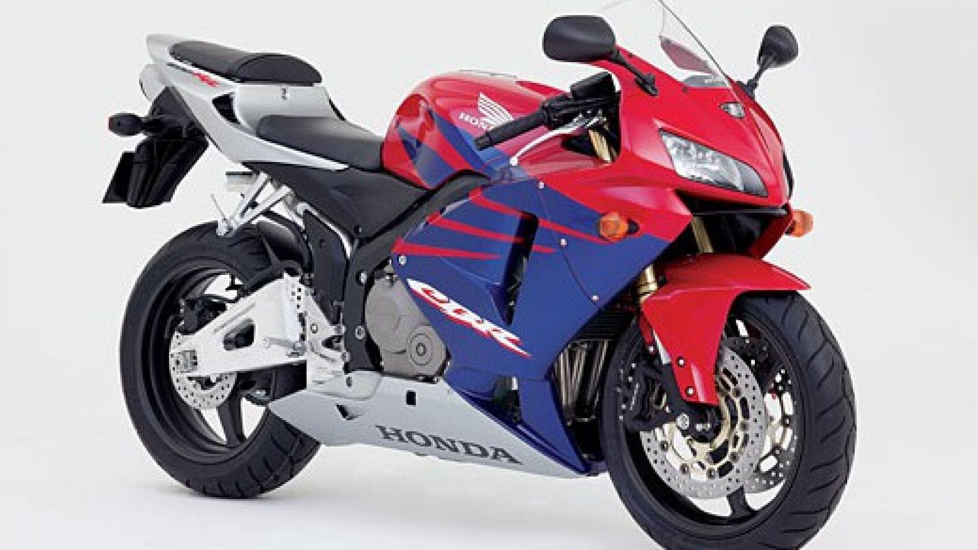 Immagine 1: Honda CBR 600 RR 2005