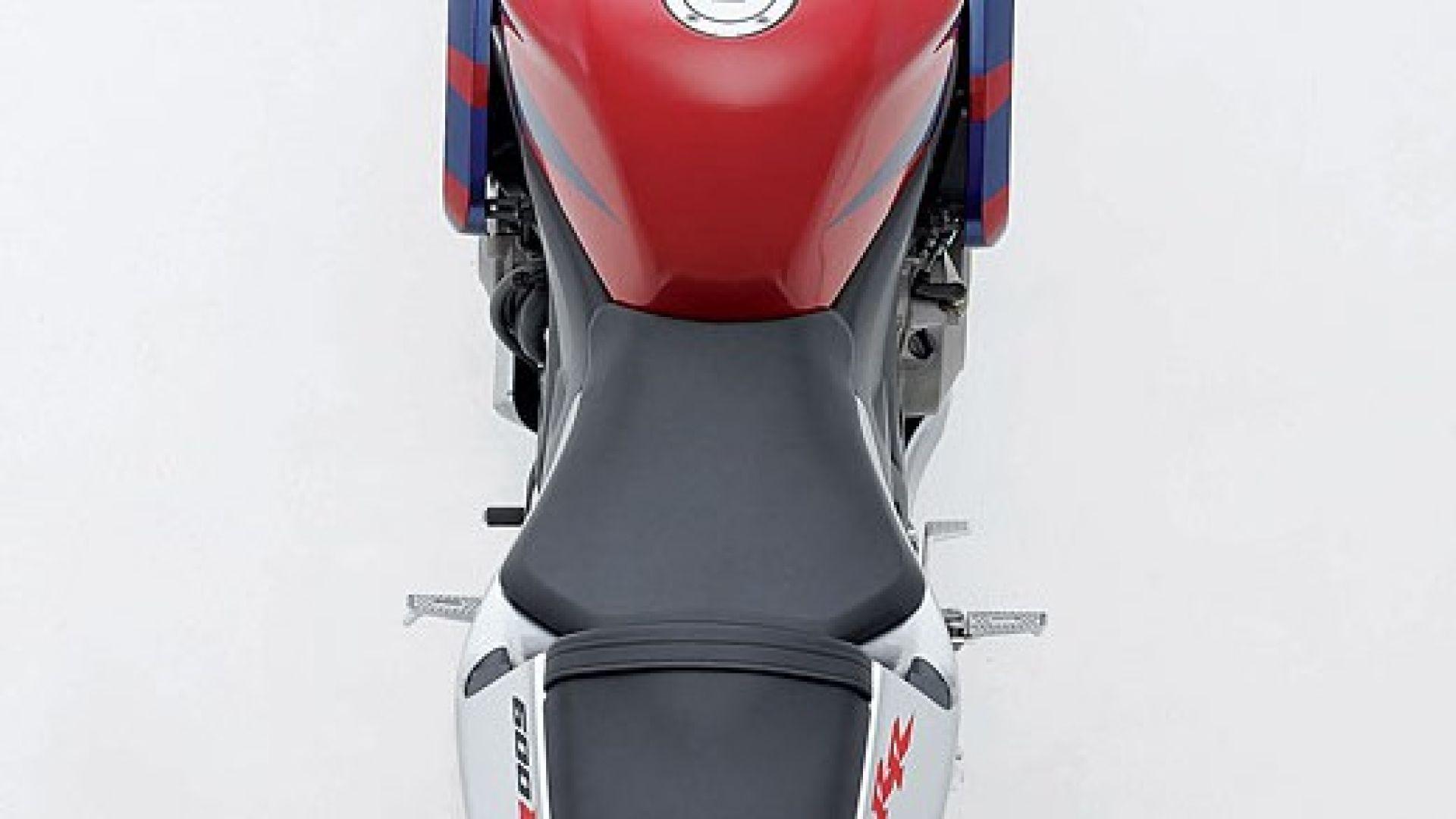 Immagine 4: Honda CBR 600 RR 2005