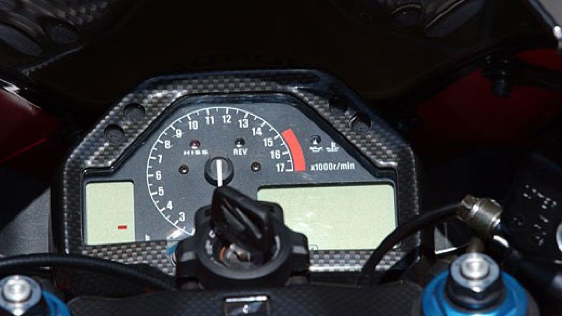 Immagine 7: Honda CBR 600 RR 2005