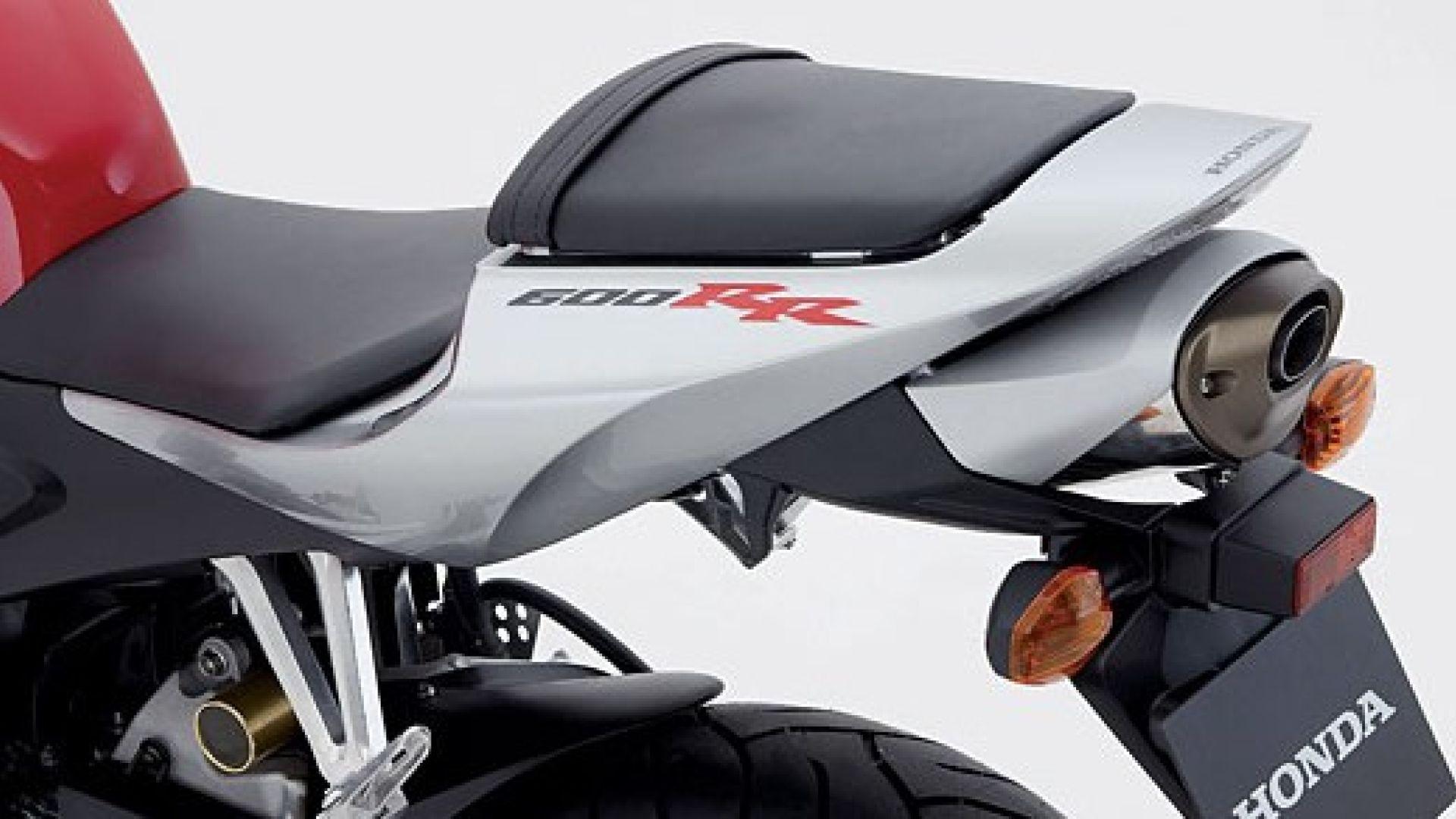 Immagine 9: Honda CBR 600 RR 2005