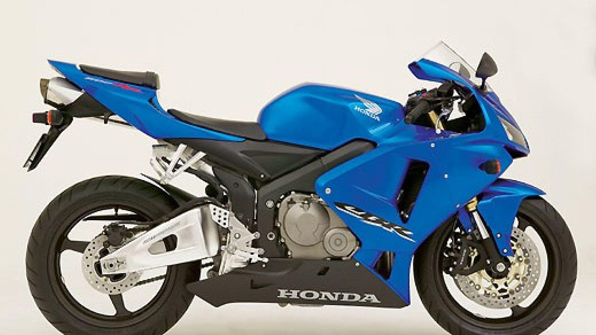 Immagine 11: Honda CBR 600 RR 2005