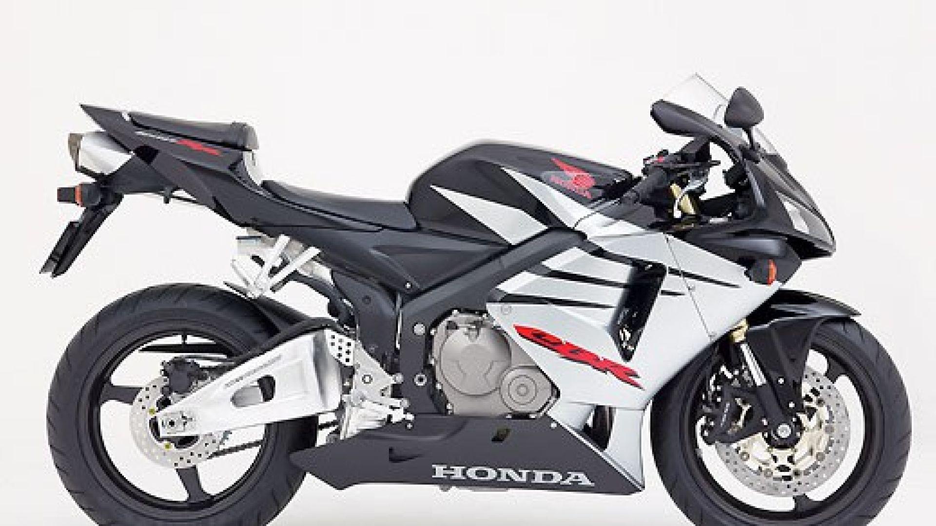 Immagine 25: Honda CBR 600 RR 2005