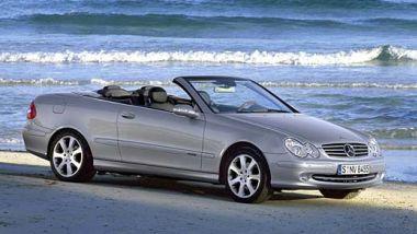 Listino prezzi Mercedes-Benz Classe CLK Cabrio
