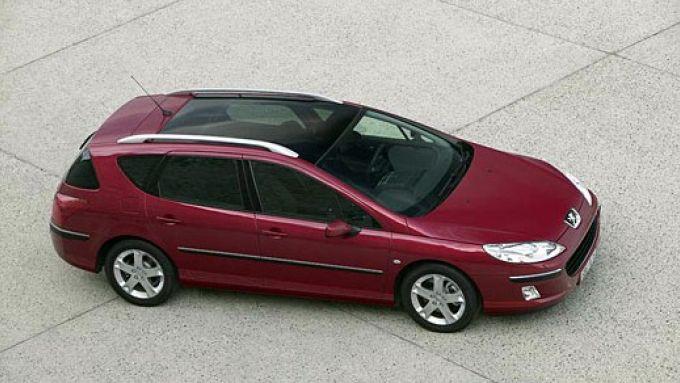 Immagine 0: Peugeot 407 SW HDi
