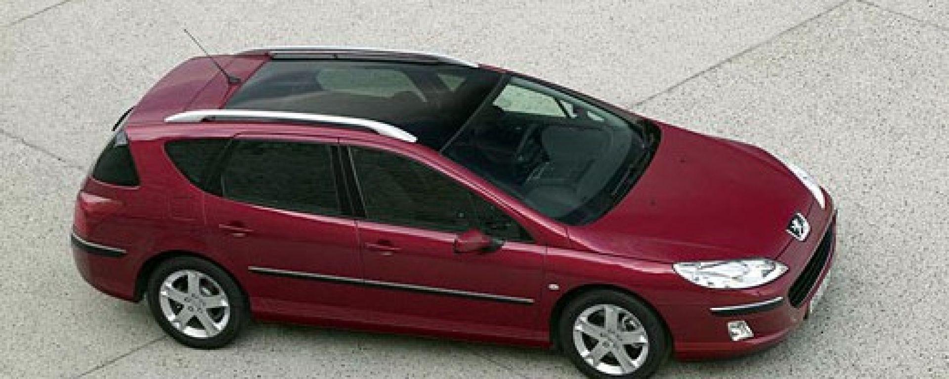 Peugeot 407 SW HDi