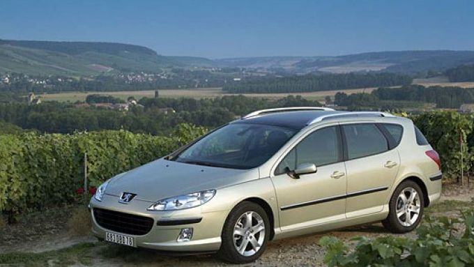 Immagine 21: Peugeot 407 SW HDi