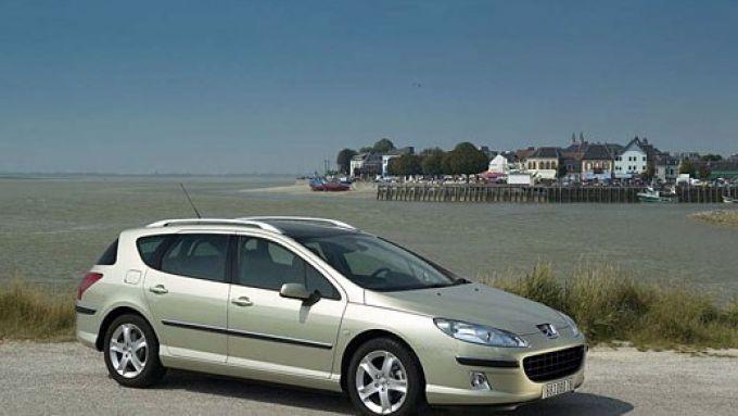 Immagine 22: Peugeot 407 SW HDi
