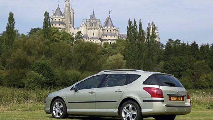Immagine 24: Peugeot 407 SW HDi
