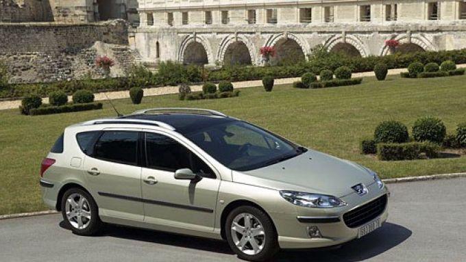 Immagine 25: Peugeot 407 SW HDi