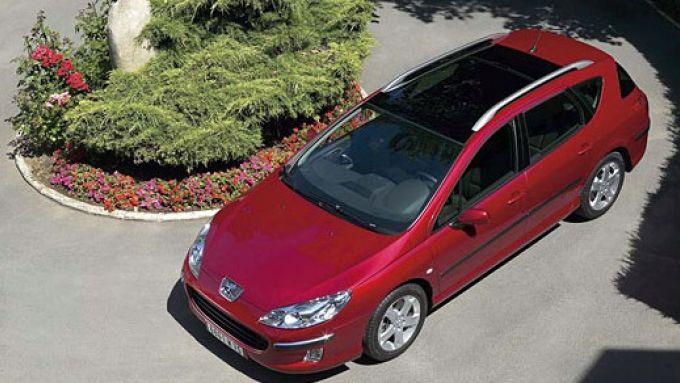 Immagine 26: Peugeot 407 SW HDi