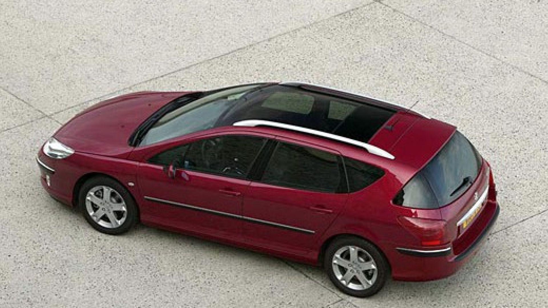 Immagine 28: Peugeot 407 SW HDi