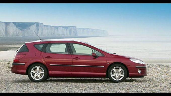 Immagine 29: Peugeot 407 SW HDi