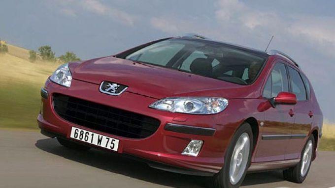 Immagine 31: Peugeot 407 SW HDi