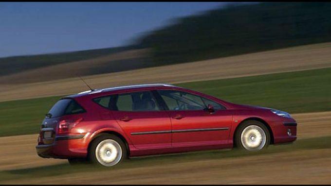Immagine 33: Peugeot 407 SW HDi