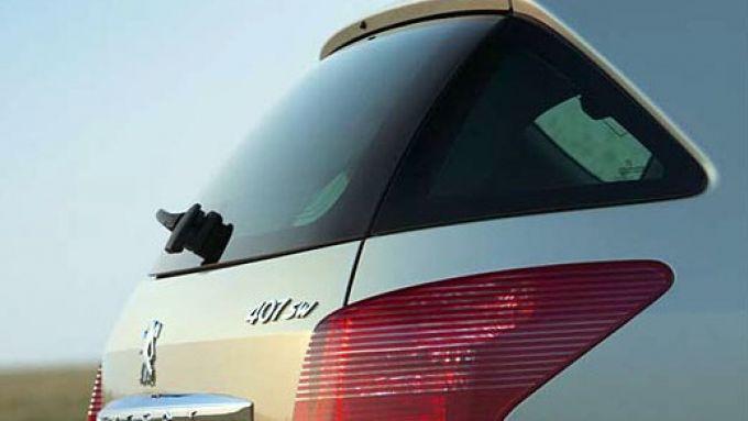 Immagine 17: Peugeot 407 SW HDi