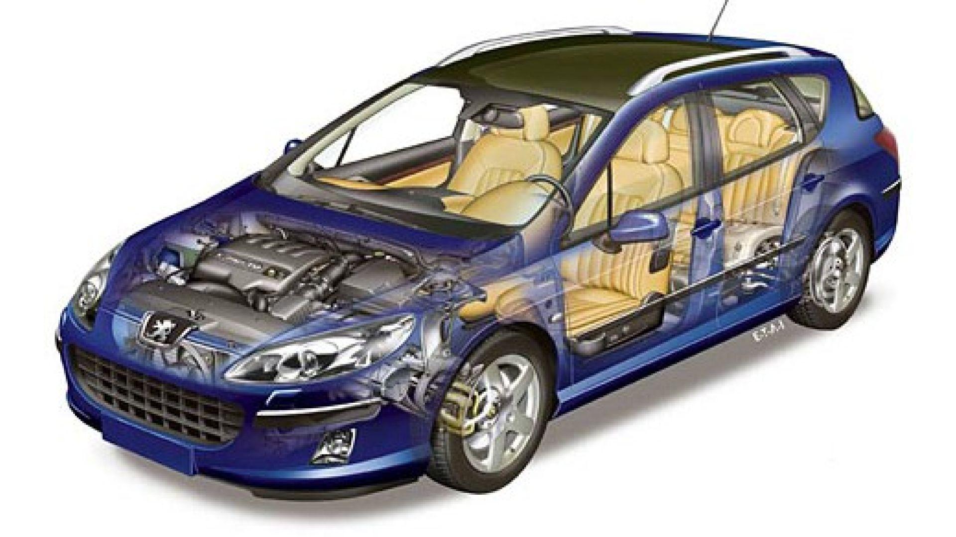 Immagine 10: Peugeot 407 SW HDi
