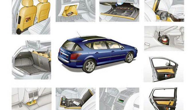Immagine 14: Peugeot 407 SW HDi