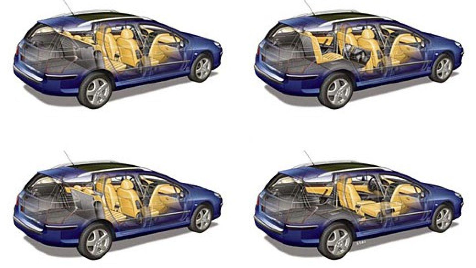 Immagine 15: Peugeot 407 SW HDi