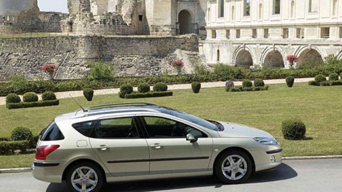 Immagine 35: Peugeot 407 SW HDi