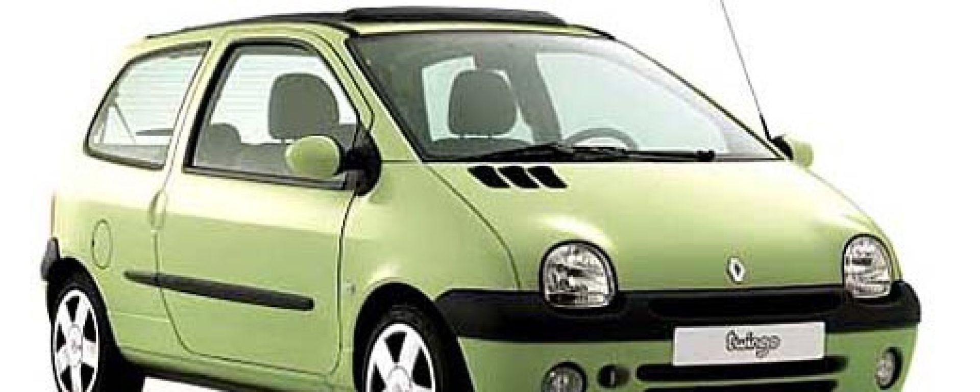 Anteprima:Renault Twingo 2005