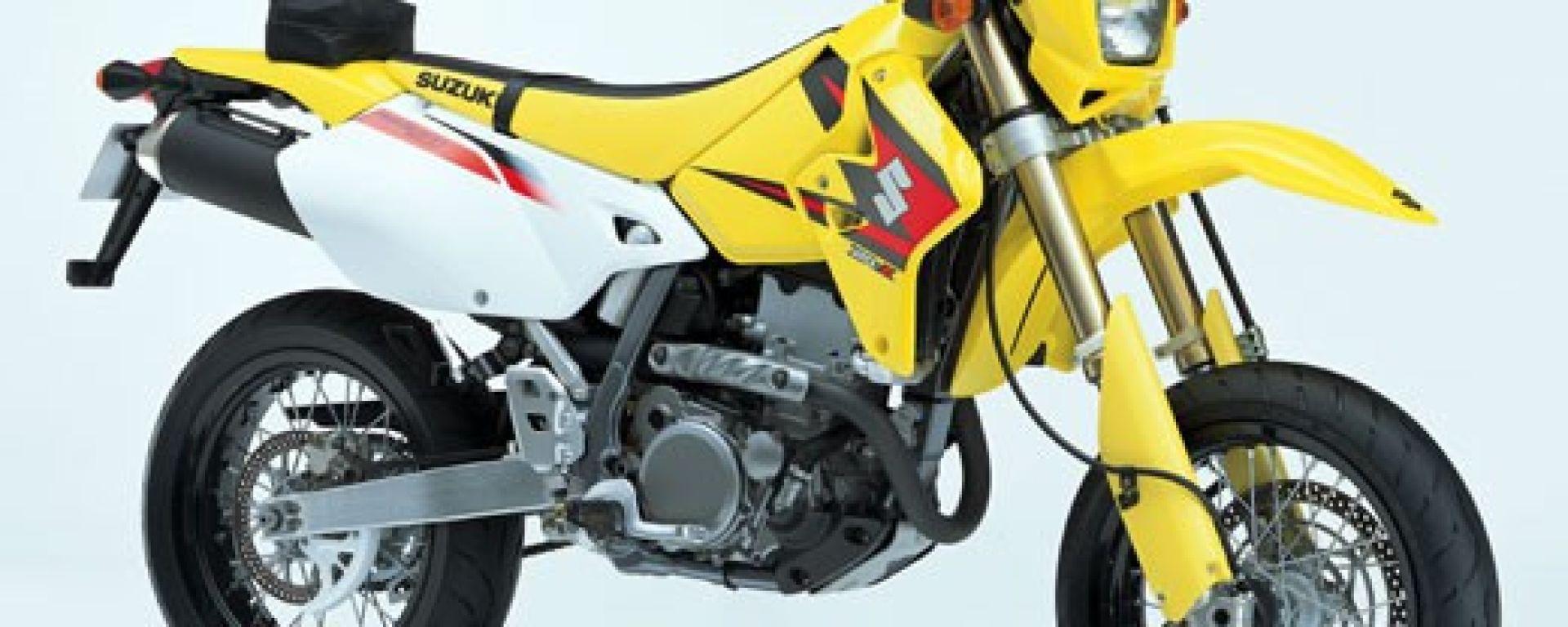 Suzuki DR-Z400 SM 2005
