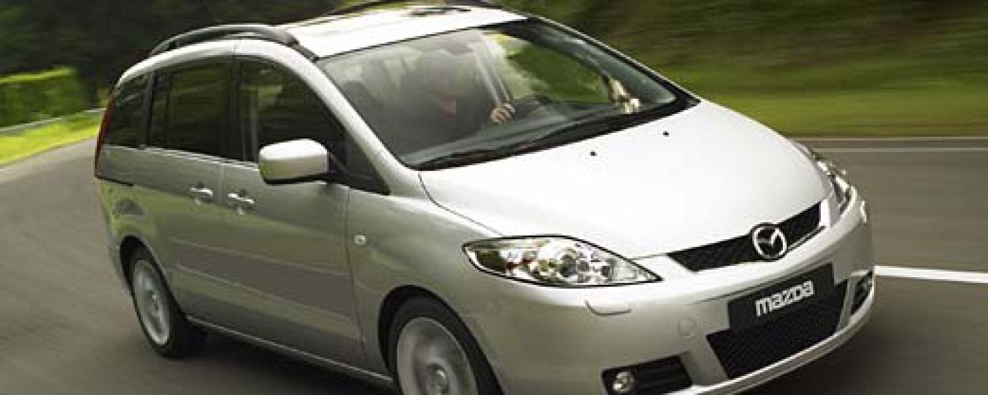 Anteprima: Mazda5