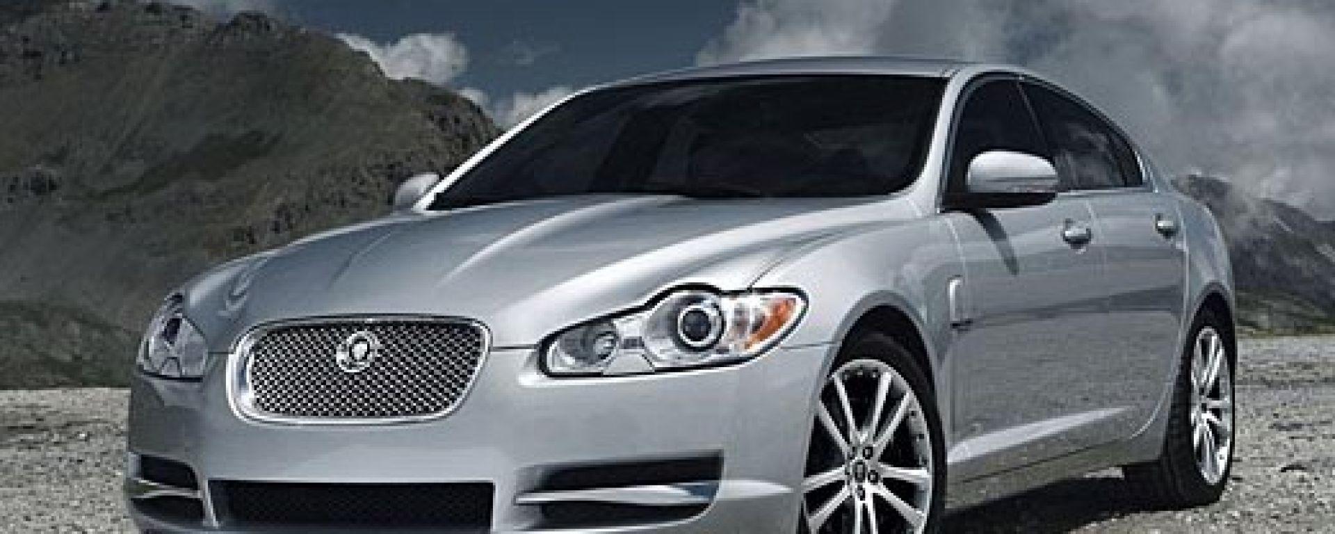 Jaguar XF V6 Diesel S