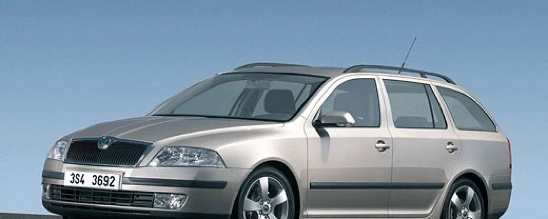 Anteprima: Skoda Octavia Wagon 2005