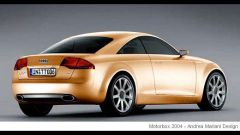 Sarà così la nuova Audi TT? - Immagine: 6