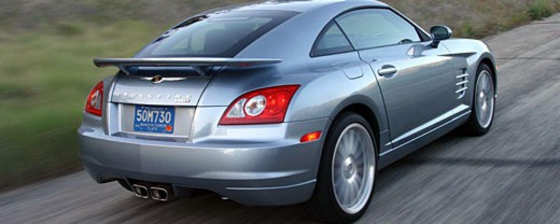 Anteprima: Chrysler Crossfire SRT-6
