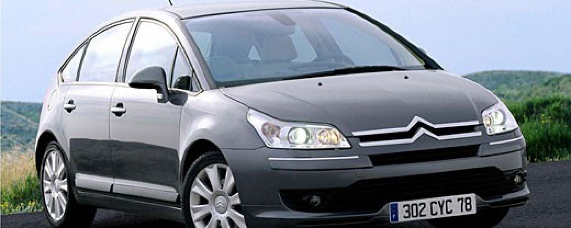 Anteprima: Citroën C4