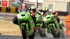In gara nel Kawasaki Ninja Trophy - Immagine: 1