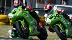 In gara nel Kawasaki Ninja Trophy - Immagine: 35