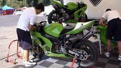 In gara nel Kawasaki Ninja Trophy - Immagine: 4