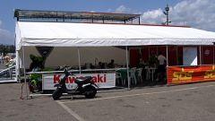 In gara nel Kawasaki Ninja Trophy - Immagine: 17