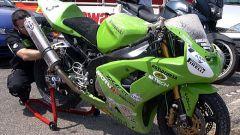 In gara nel Kawasaki Ninja Trophy - Immagine: 15