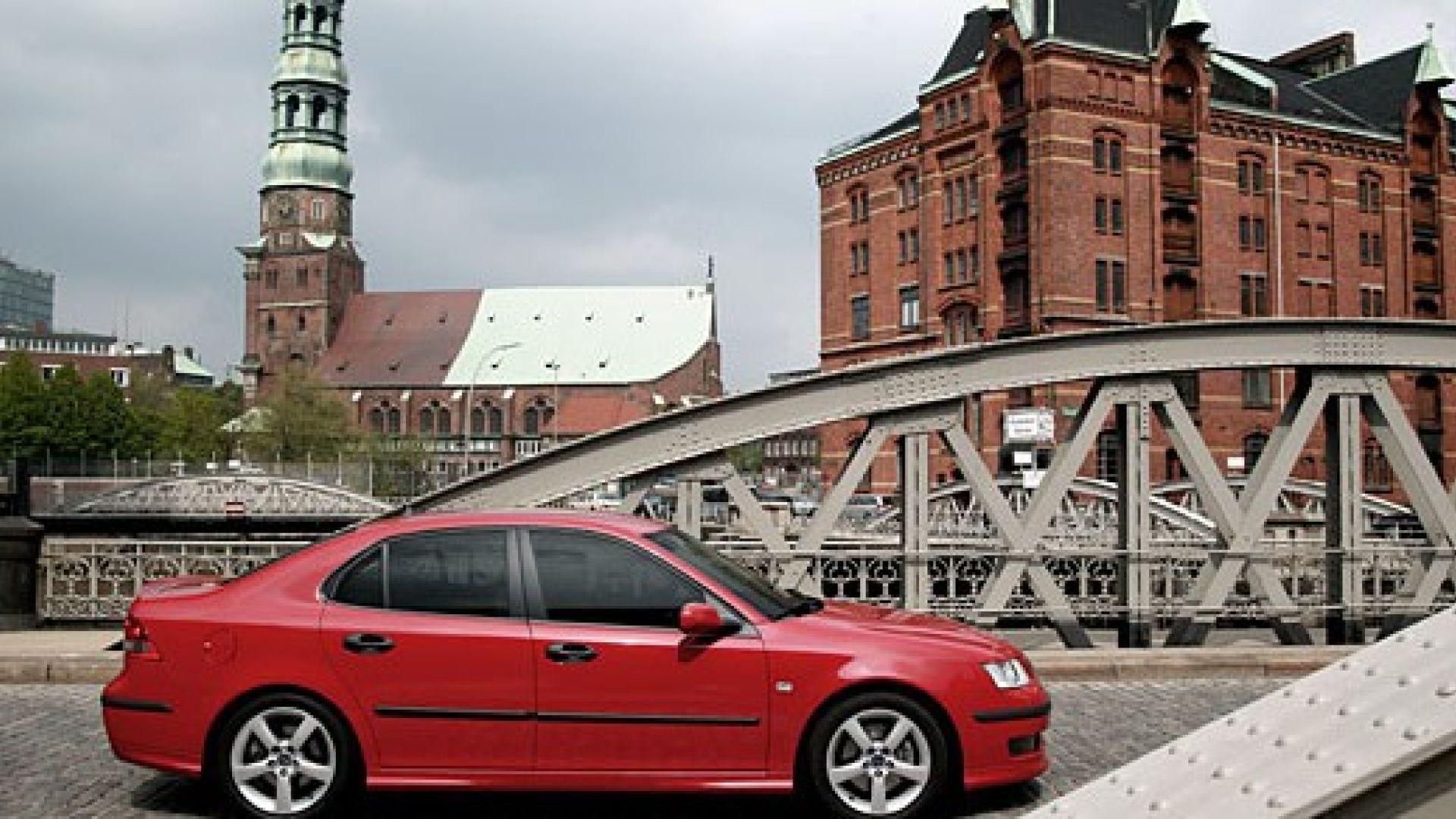 Immagine 20: Anteprima: Saab 9-3 1.9 TiD
