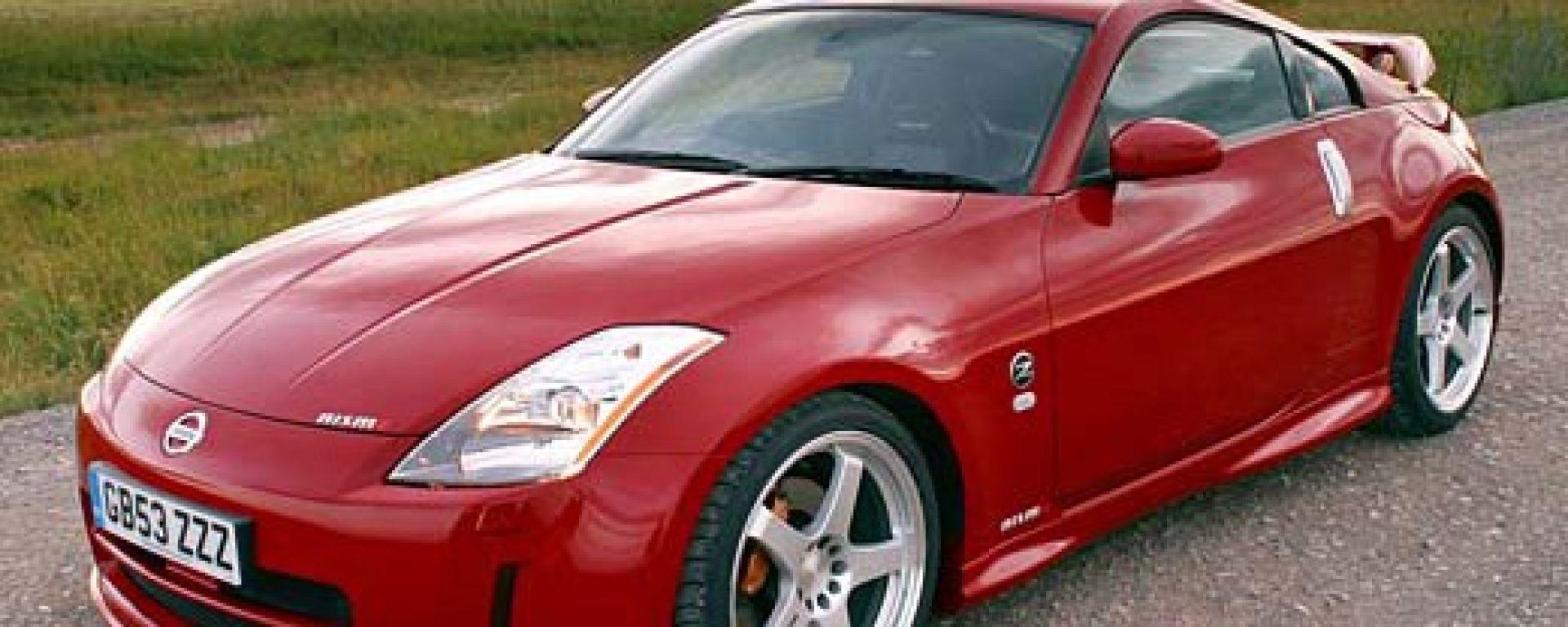 Anteprima: Nissan 350Z NISMO