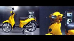 "Aprilia Scarabeo: kit ""Yellow Cab"" - Immagine: 2"