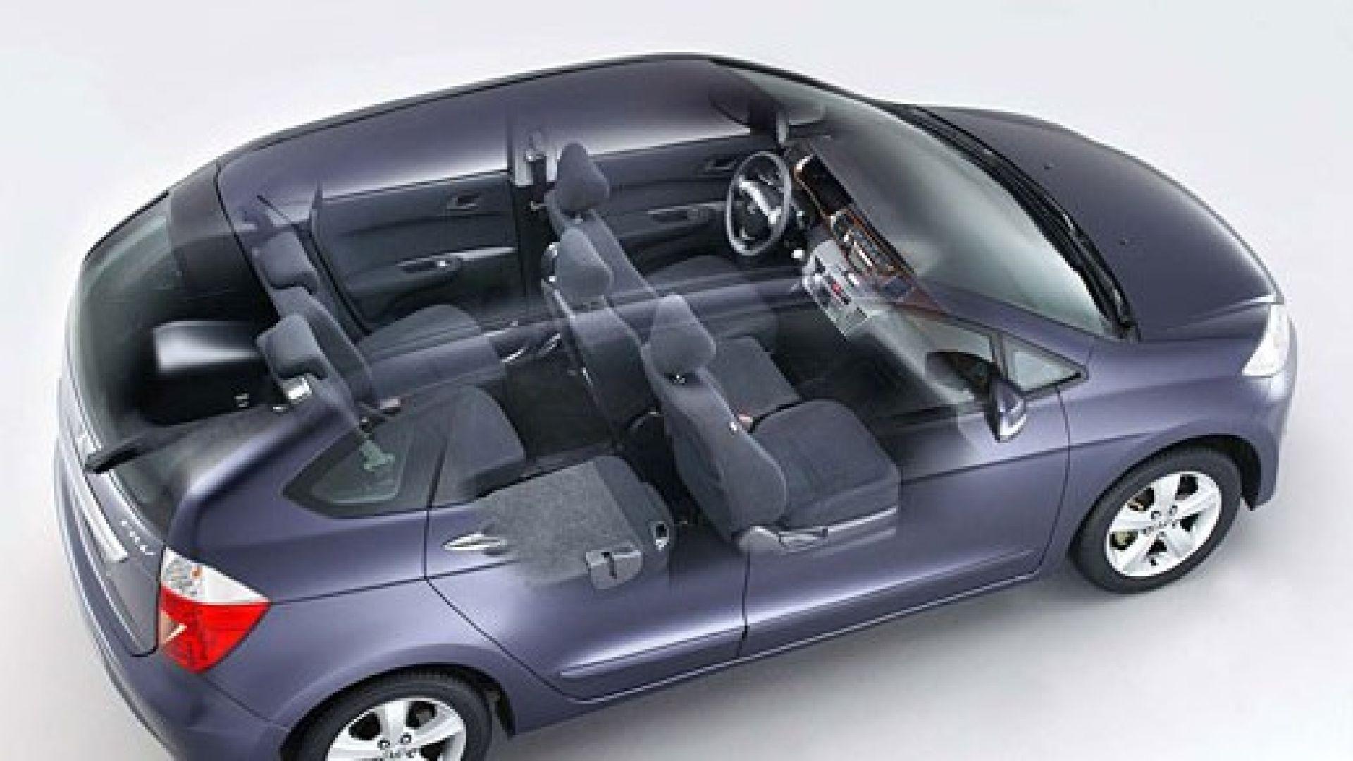 Immagine 12: Honda FR-V