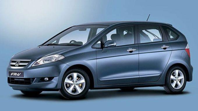 Immagine 10: Honda FR-V