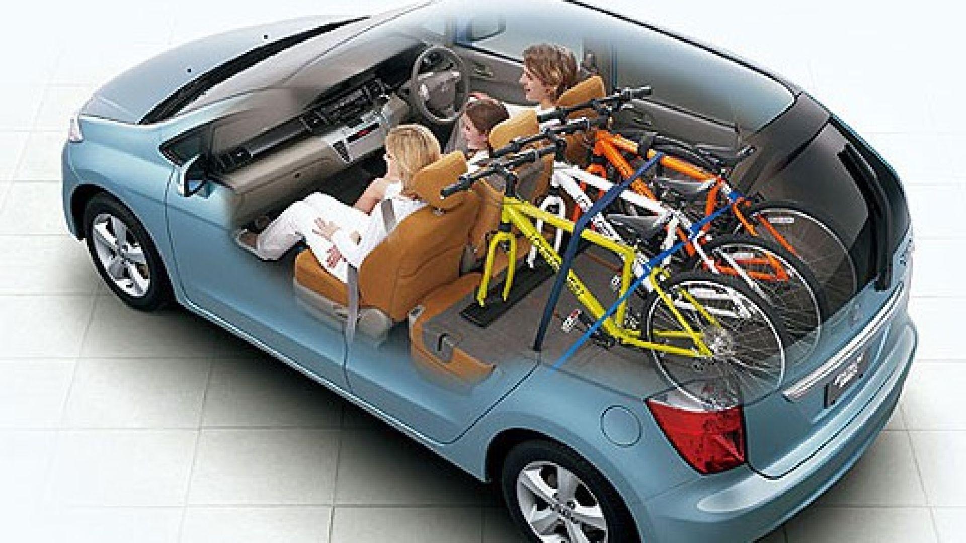 Immagine 1: Honda FR-V