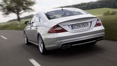 Mercedes CLS 55 AMG - Immagine: 10