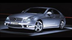 Mercedes CLS 55 AMG - Immagine: 6